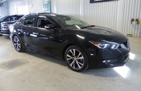 2016 Nissan Maxima SL (cuir-toit-nav) in New Richmond