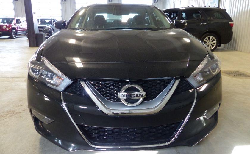 2016 Nissan Maxima SL (cuir-toit-nav) #1
