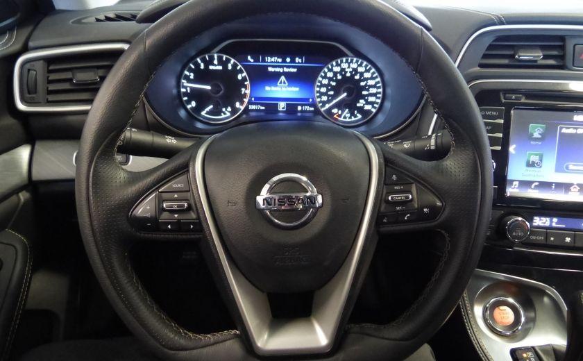 2016 Nissan Maxima SL (cuir-toit-nav) #12