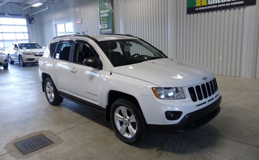 2012 Jeep Compass North AWD A/C Gr-Électrique #0