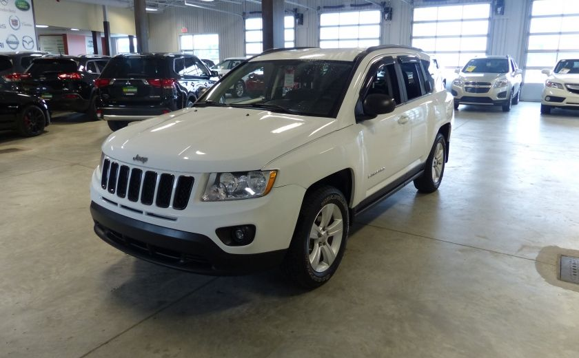 2012 Jeep Compass North AWD A/C Gr-Électrique #2