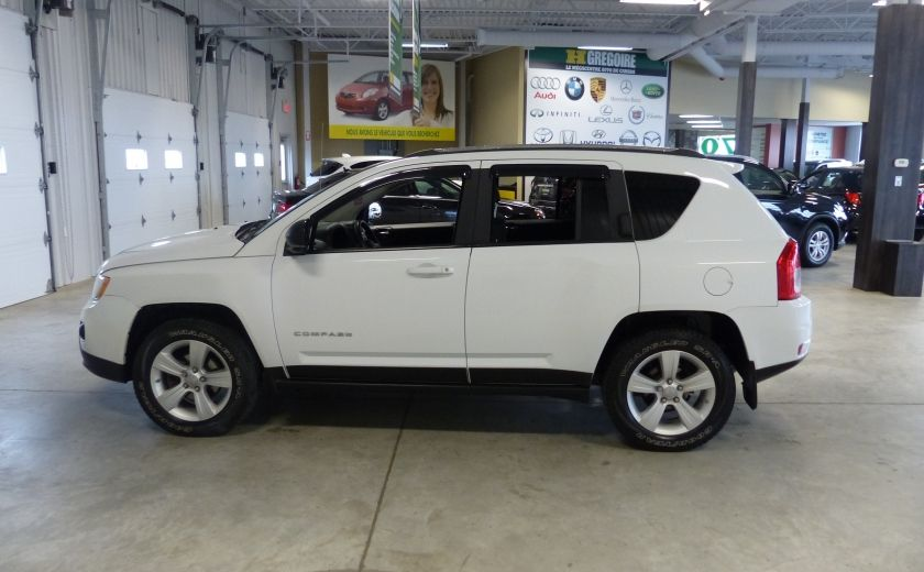 2012 Jeep Compass North AWD A/C Gr-Électrique #3