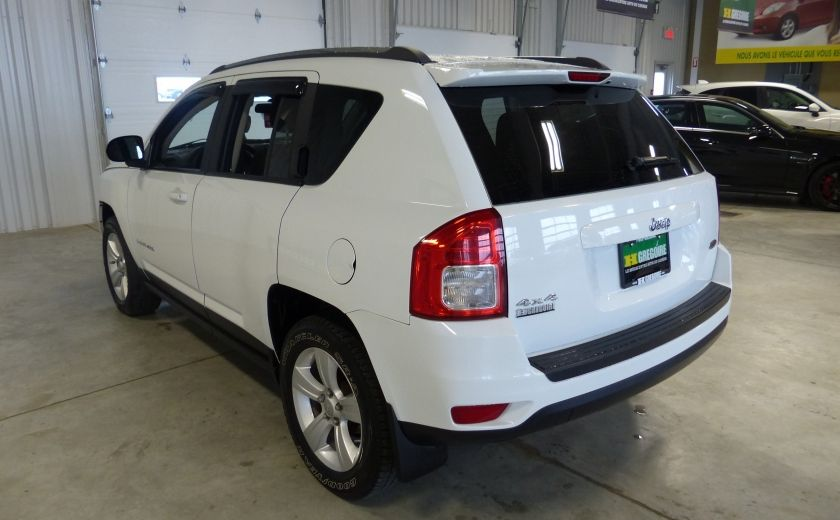 2012 Jeep Compass North AWD A/C Gr-Électrique #4