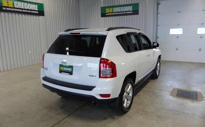 2012 Jeep Compass North AWD A/C Gr-Électrique #6