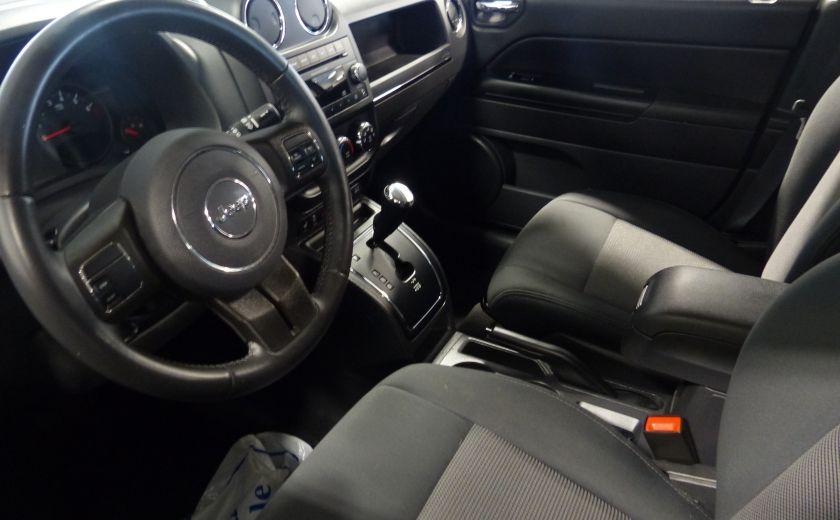 2012 Jeep Compass North AWD A/C Gr-Électrique #8
