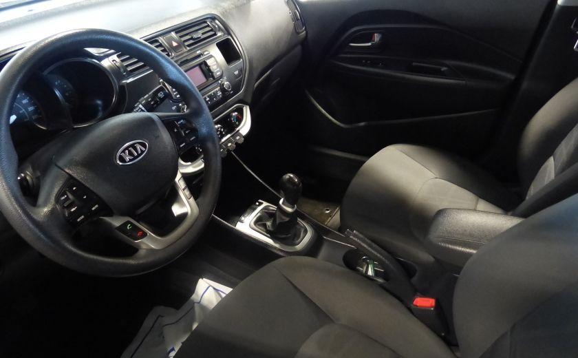 2012 Kia Rio LX+ A/C Gr-Électrique Bluetooth #8