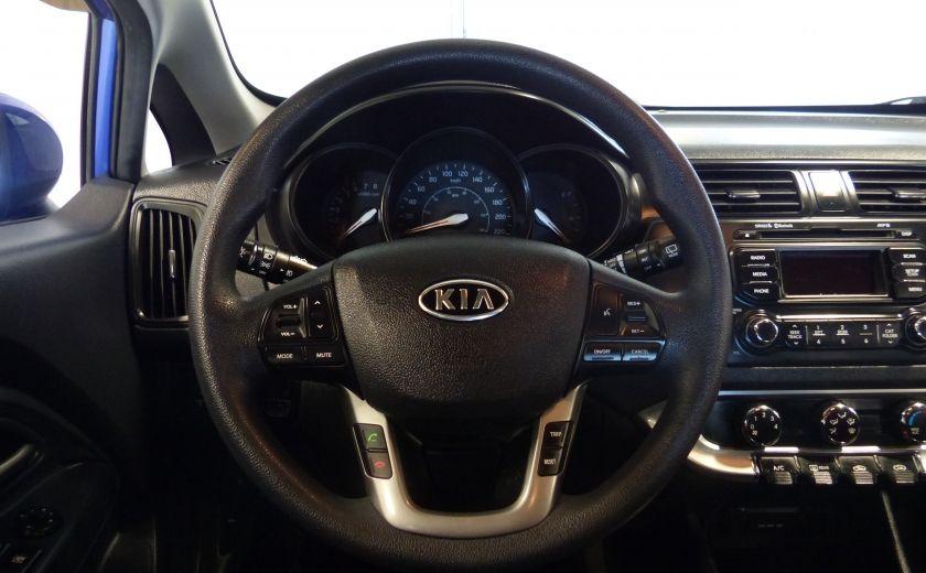 2012 Kia Rio LX+ A/C Gr-Électrique Bluetooth #11