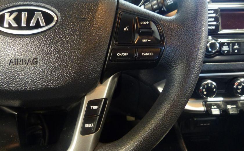 2012 Kia Rio LX+ A/C Gr-Électrique Bluetooth #12