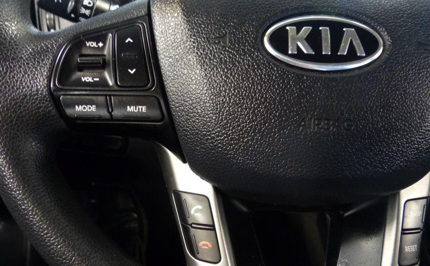 2012 Kia Rio LX+ A/C Gr-Électrique Bluetooth #13