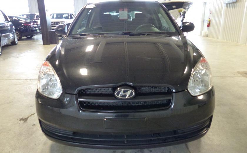 2011 Hyundai Accent L MANUELLE #1