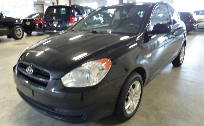 2011 Hyundai Accent L MANUELLE #2