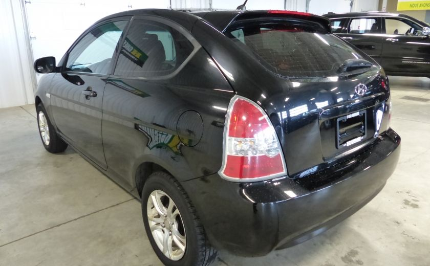2011 Hyundai Accent L MANUELLE #4
