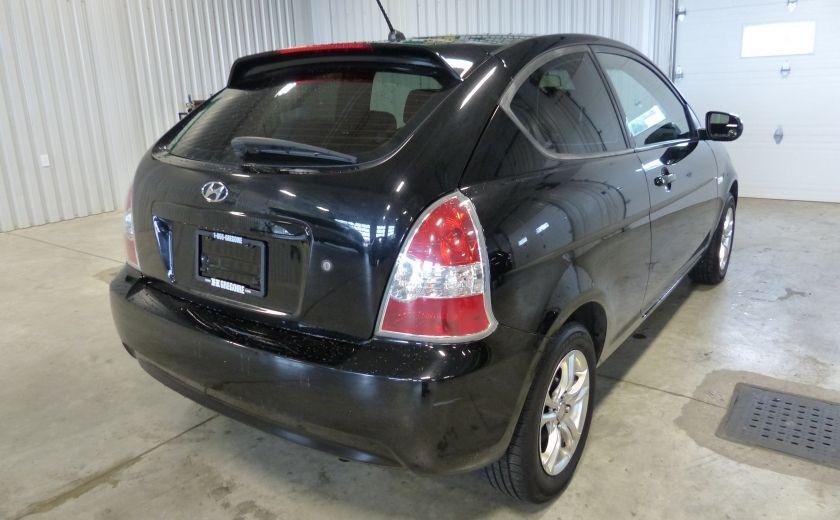 2011 Hyundai Accent L MANUELLE #6