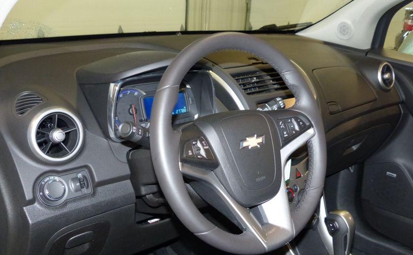 2016 Chevrolet Trax 1LT AWD                  Gr-Électrique #8
