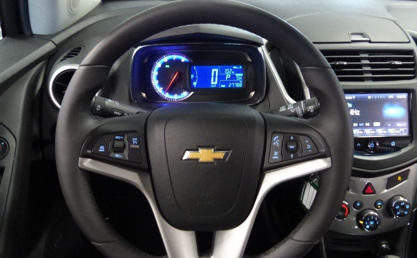 2016 Chevrolet Trax 1LT AWD                  Gr-Électrique #12