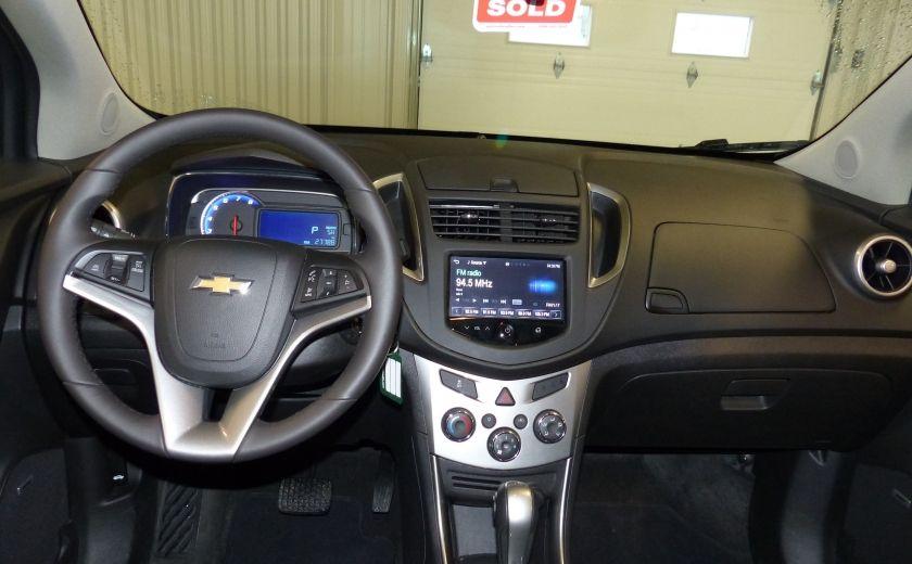 2016 Chevrolet Trax 1LT AWD                  Gr-Électrique #18