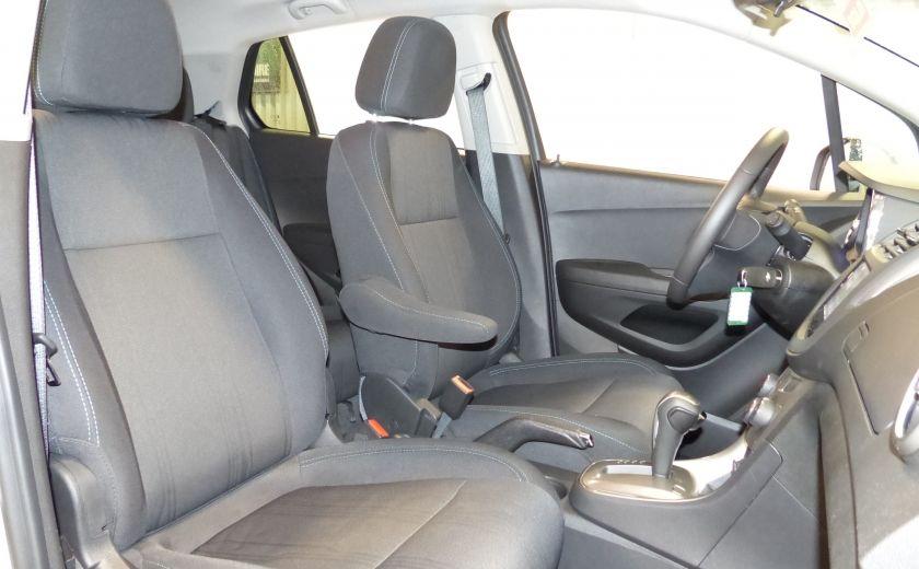 2016 Chevrolet Trax 1LT AWD                  Gr-Électrique #26