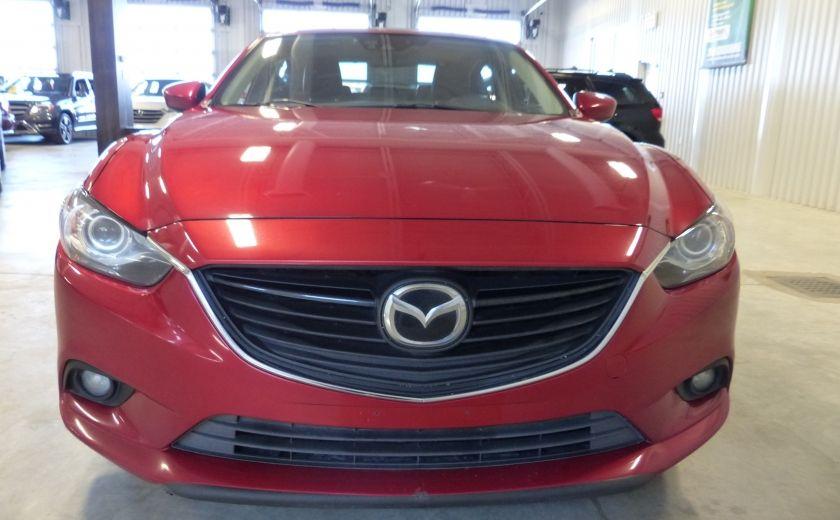2014 Mazda 6 GT A/C Gr-Électrique (Cuir-Toit-Nav) #1