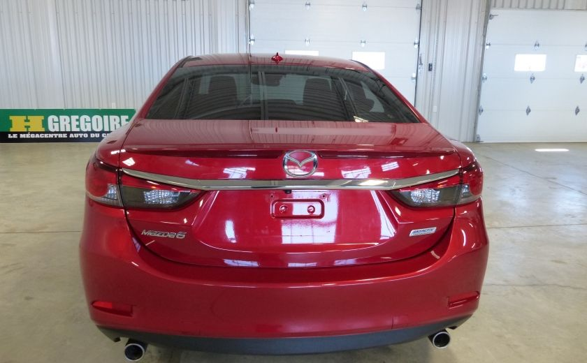 2014 Mazda 6 GT A/C Gr-Électrique (Cuir-Toit-Nav) #5
