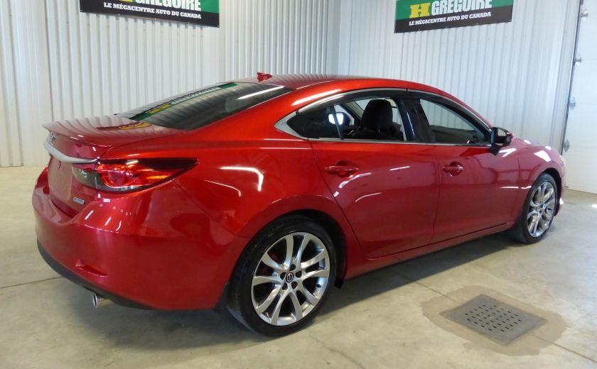 2014 Mazda 6 GT A/C Gr-Électrique (Cuir-Toit-Nav) #6