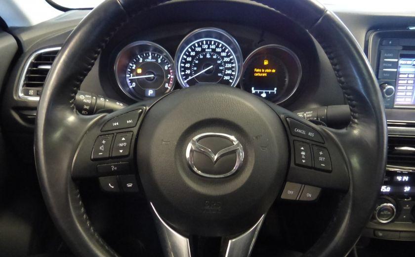 2014 Mazda 6 GT A/C Gr-Électrique (Cuir-Toit-Nav) #12