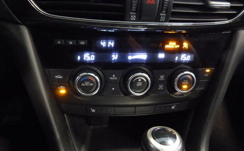2014 Mazda 6 GT A/C Gr-Électrique (Cuir-Toit-Nav) #15