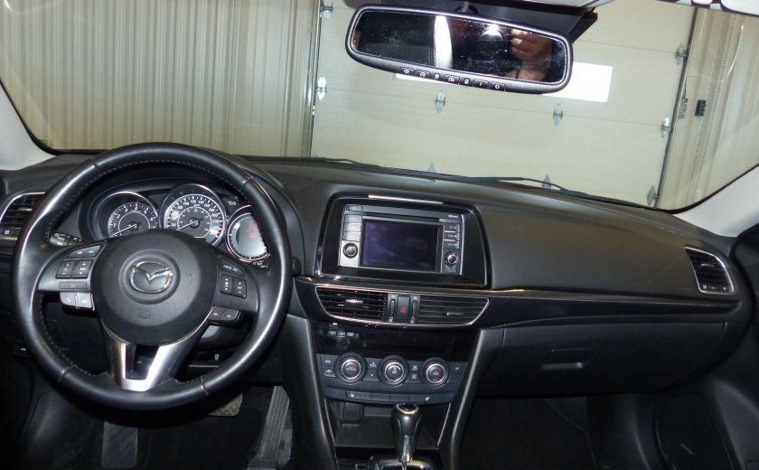 2014 Mazda 6 GT A/C Gr-Électrique (Cuir-Toit-Nav) #20