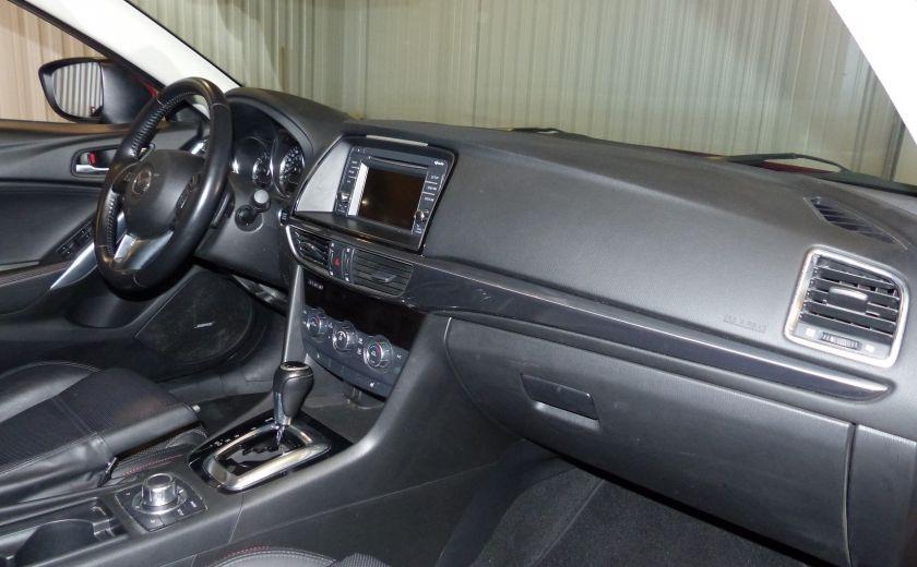 2014 Mazda 6 GT A/C Gr-Électrique (Cuir-Toit-Nav) #27