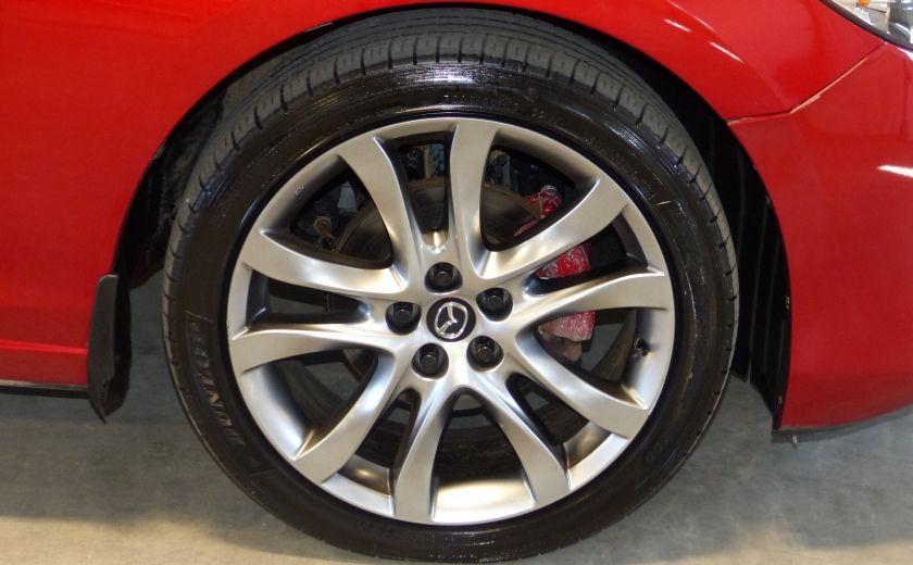 2014 Mazda 6 GT A/C Gr-Électrique (Cuir-Toit-Nav) #30