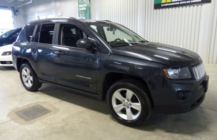2015 Jeep Compass North 4x4 A/C Gr-Électrique in Sept-Îles