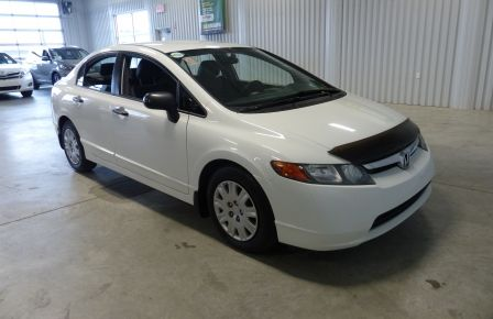 2008 Honda Civic DX-A 4 portes A/C Vitres électriques in New Richmond