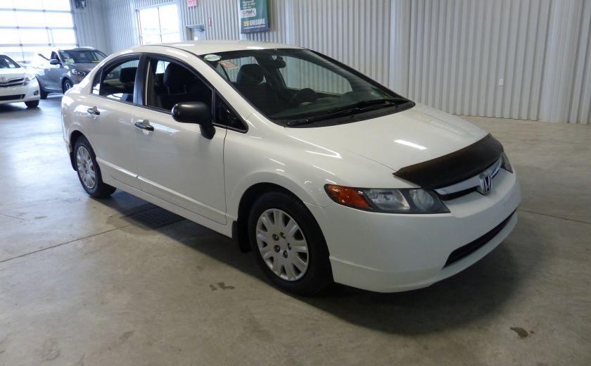 2008 Honda Civic DX-A 4 portes A/C Vitres électriques #0