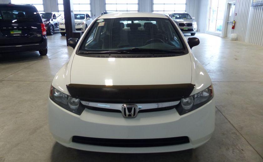 2008 Honda Civic DX-A 4 portes A/C Vitres électriques #1