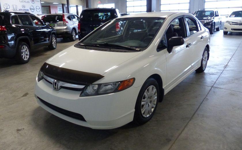2008 Honda Civic DX-A 4 portes A/C Vitres électriques #2