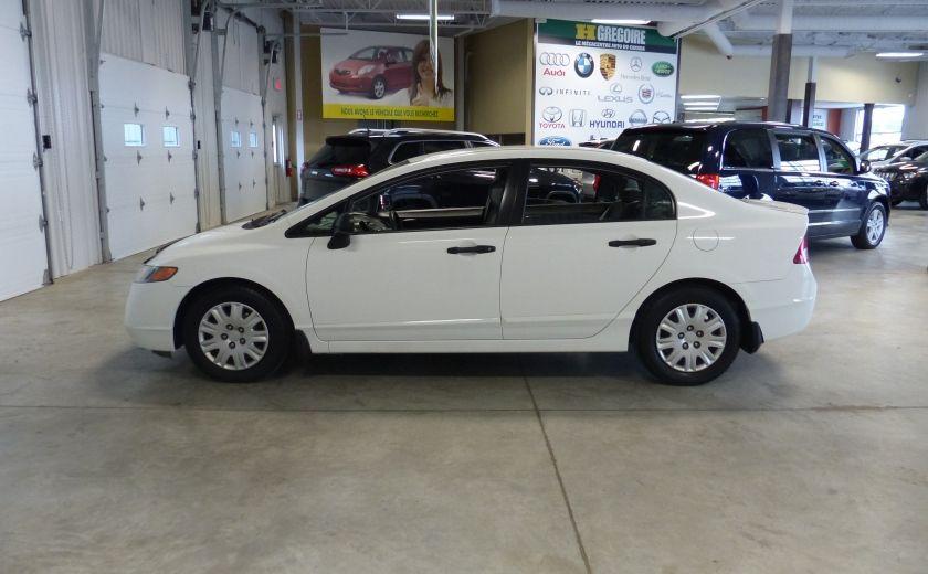 2008 Honda Civic DX-A 4 portes A/C Vitres électriques #3