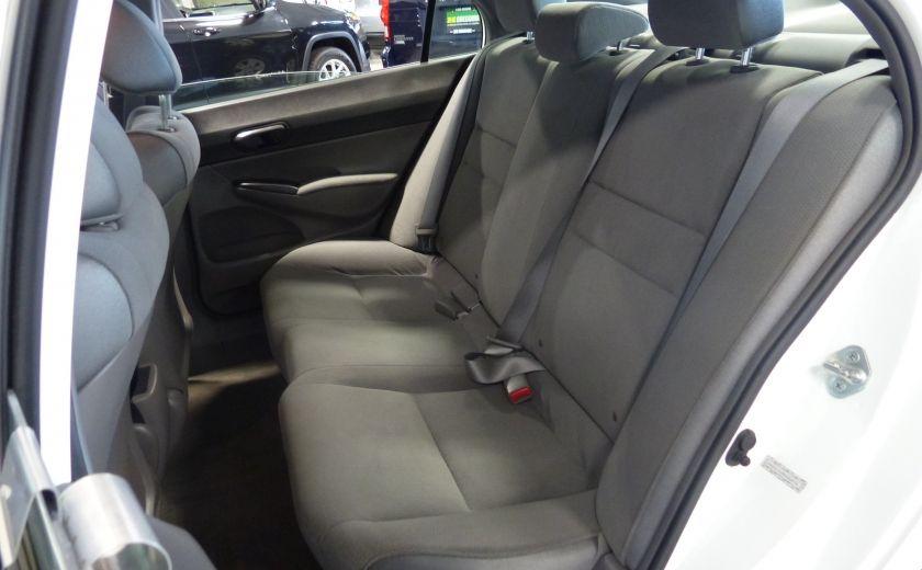 2008 Honda Civic DX-A 4 portes A/C Vitres électriques #17