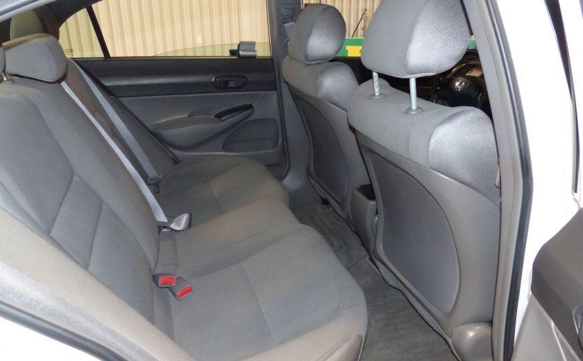 2008 Honda Civic DX-A 4 portes A/C Vitres électriques #20