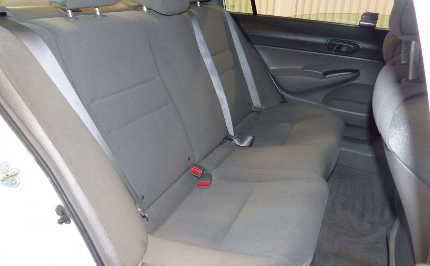 2008 Honda Civic DX-A 4 portes A/C Vitres électriques #21