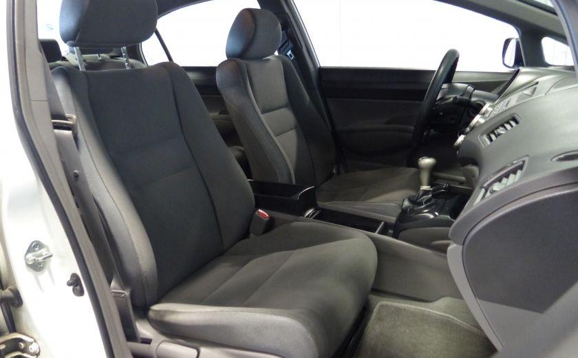 2008 Honda Civic DX-A 4 portes A/C Vitres électriques #23