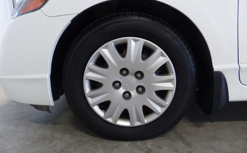 2008 Honda Civic DX-A 4 portes A/C Vitres électriques #25