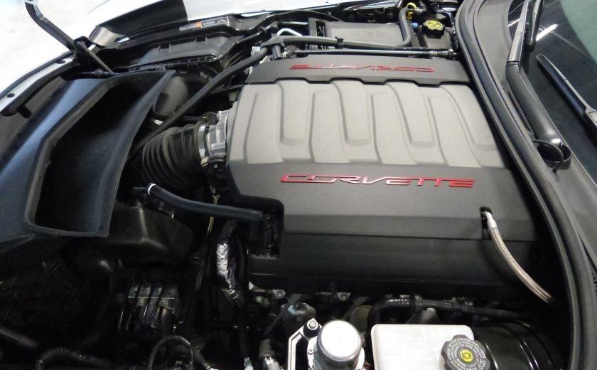 2016 Chevrolet Corvette Z51 Convertible 3LT (cuir-nav-suspension reglabe) #22