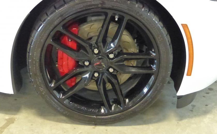 2016 Chevrolet Corvette Z51 Convertible 3LT (cuir-nav-suspension reglabe) #23