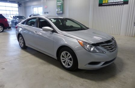 2012 Hyundai Sonata GL A/C Gr-Électrique Bluetooth in Rimouski