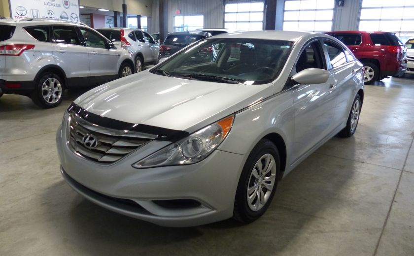2012 Hyundai Sonata GL A/C Gr-Électrique Bluetooth #2
