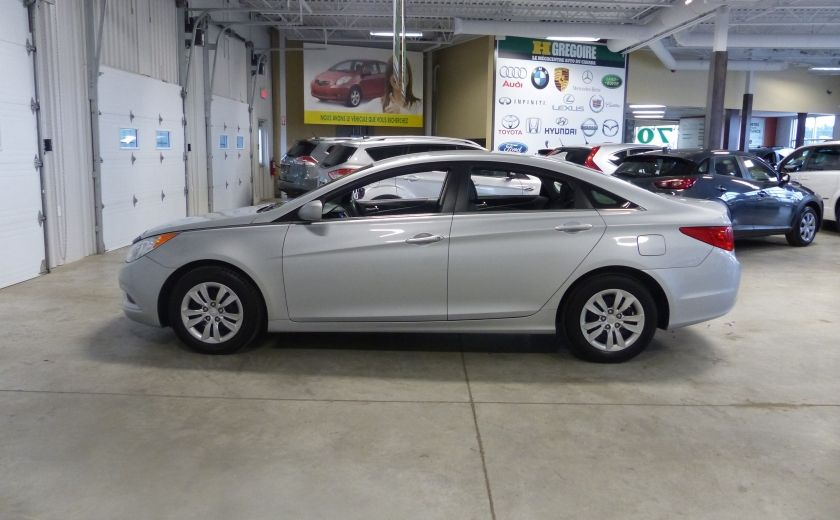 2012 Hyundai Sonata GL A/C Gr-Électrique Bluetooth #3