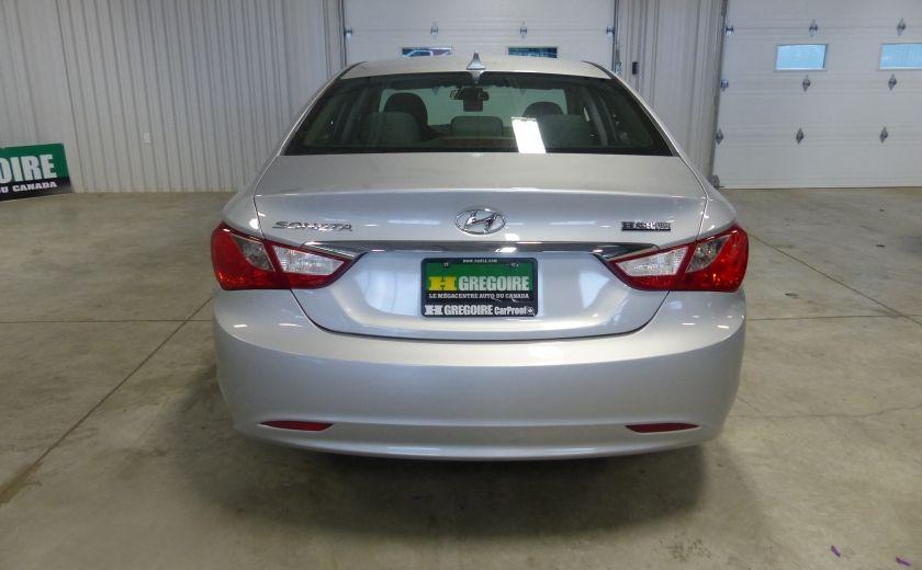 2012 Hyundai Sonata GL A/C Gr-Électrique Bluetooth #5