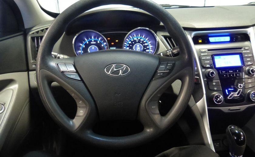 2012 Hyundai Sonata GL A/C Gr-Électrique Bluetooth #8