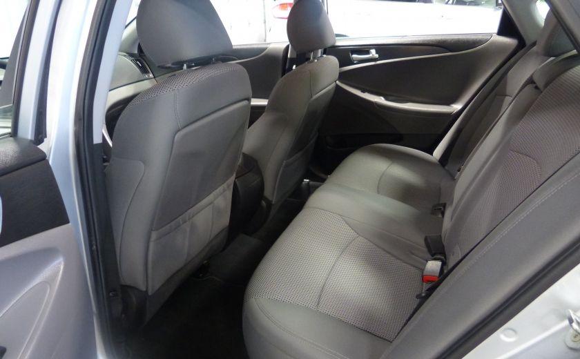 2012 Hyundai Sonata GL A/C Gr-Électrique Bluetooth #19