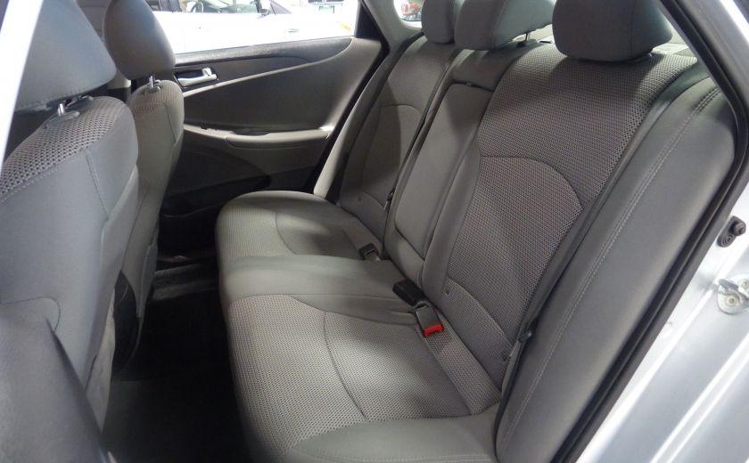 2012 Hyundai Sonata GL A/C Gr-Électrique Bluetooth #20