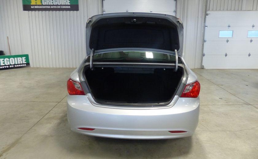 2012 Hyundai Sonata GL A/C Gr-Électrique Bluetooth #21